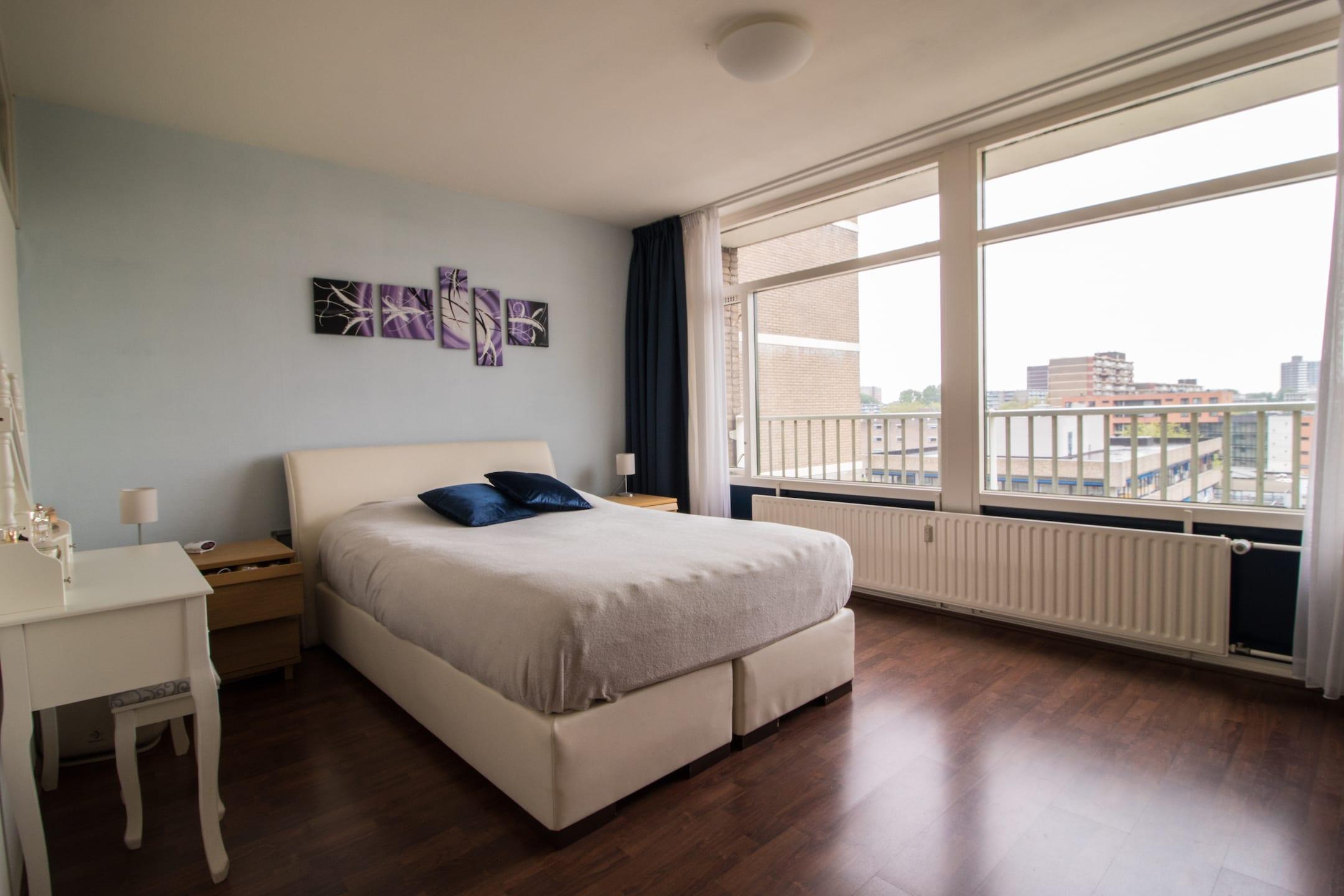 Woningfotografie_Art Vastgoedstyling slaapkamer